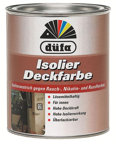 Isolier Deckfarbe