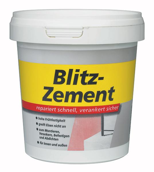 Blitz-Zement