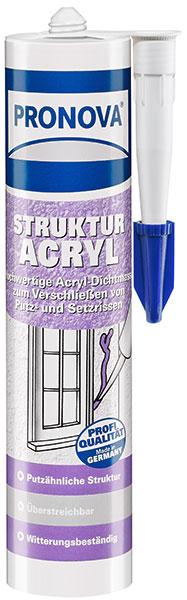 Struktur Acryl