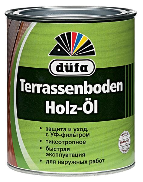 Terassenboden Holz-Öl